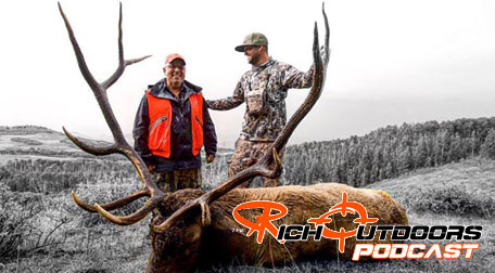 Ryan Carter on The Rich Outdoors Hunting Podcast