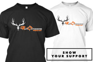 The Rich Outdoors shirts