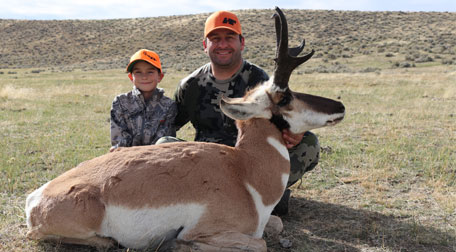 The Rich Outdoors Podcast - Wyoming Deer & Antelope with