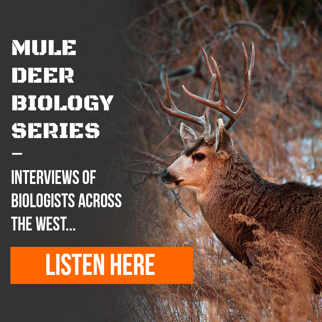 Mule Deer Biology Series